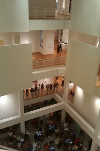 Live Jazz Music Throughout High Museum