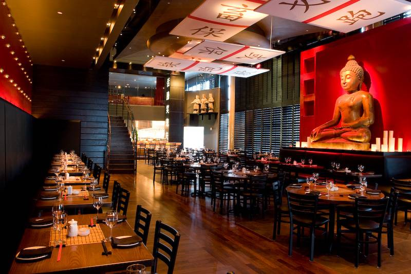 Aja Asian Restaurant Review Atlanta Nightlife